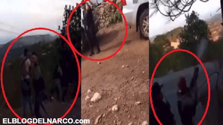 VIDEO Tras brutal balaceras con el CJNG, Sicarios del Mayo Zambada celebran su victoria