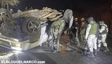 Capturan a siete sicarios tras pelotera en Zamora, Tamaulipas