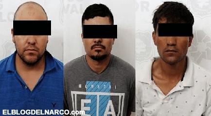 Detienen a tres sicarios de 'El 300' líder de Gente Nueva en Parral, Chihuahua