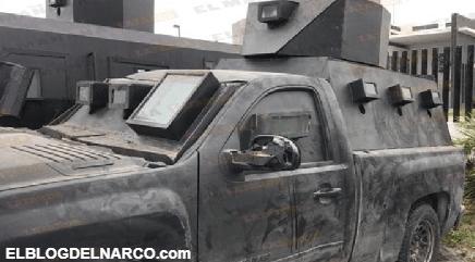 FOTOS Tras emboscada de sicarios, hacen correr a los pistoleros, abaten a 1 CDG