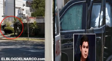 Fuerte balacera en zona donde mataron a Irving Olivas, hermano de Alfredito Olivas (VIDEO)