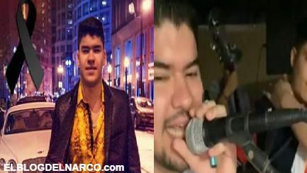 Por orden del Papá de Alfredito Olivas ejecutan a Alex Quintero cantante de Narcocorridos