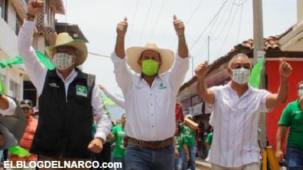 Así fue el recorrido del primer candidato de Michoacán que visitó la tierra del Mencho