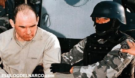 Osiel Cárdenas, exjefe del Cartel del Golfo, saldrá en 3 años de una prisión de EEUU
