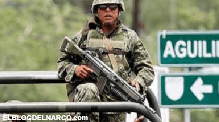 Sicarios del CJNG emboscan y ejecutan a 3 elementos del Ejército en Aguililla, Michoacán