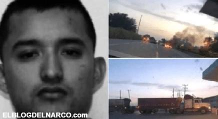 """Comando de Sicarios llega a Fiscalía de Reynosa y libera a """"El Metro 27"""" líder del CDG"""