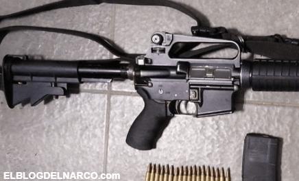Cuatro sicarios detenidos en posesión de armas y vehículos en Zitácuaro, Michoacán
