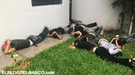Peloteras en Magdalena de Kino, Sonora fueron entre los Chapitos y los Mayos