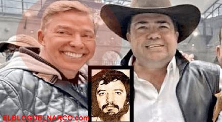 Reaparece ex Comandante Federal que cenaba con Amado Carrillo y protegía al CDJ