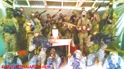 """VIDEO, CJNG amenaza a Gobierno, """"Soldado que es avisado no muere en batalla"""", amaga"""