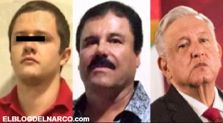 Capos como el Menchito y el Chapo Guzmán han enviado cartas al Presidente AMLO