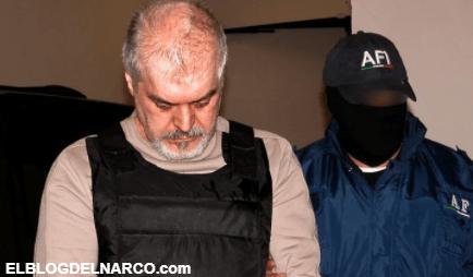 Eduardo Arellano Félix El Doctor líder del Cártel de Tijuana saldrá de prisión en EE.UU