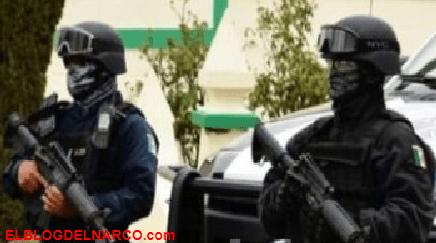 Sicarios emboscaron a Policías en Zacatecas, mataron a tres elementos e hirieron a 2 mas