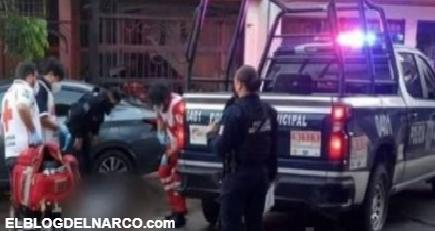 Balean a limpiaparabrisas por estar de necio al querer limpiar el cristal una camioneta en Sinaloa