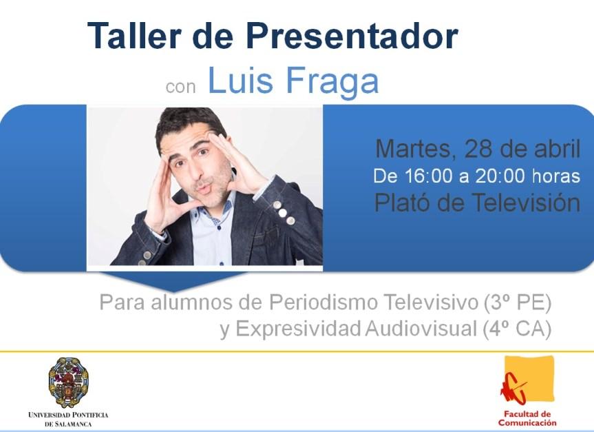 Los consejos de la infografía forman parte del Taller de Presentación que impartí el pasado 29 de abril en la Facultad de Comunicación de la Universidad Pontifícia de Salamanca.