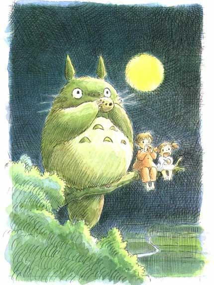 Mi vecino Totoro となりのトトロ (2/3)
