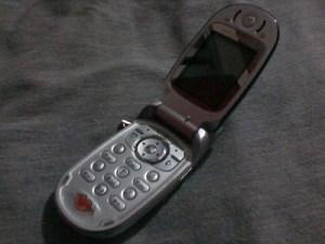 Mi celular viejo