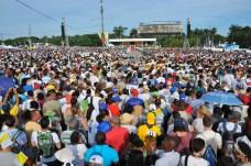 Visita Papa Francisco a Cuba - Delegacion Isla de la Juventud - Misa238_redimensionar