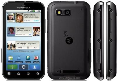 Android 4 para Motorola Defy – Icecream Sandwich (Reloaded) (1/3)