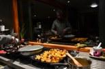 adrian and kiwi dinner
