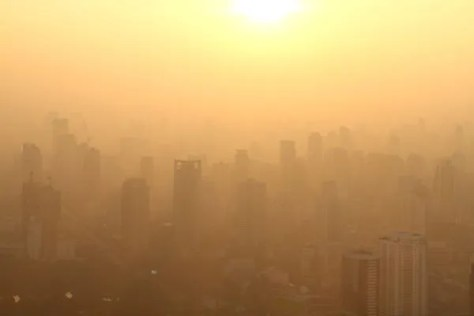 Causas contaminacion aire
