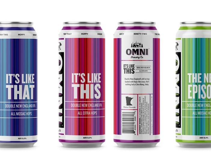 OMNI NEIPA Series Product Shots