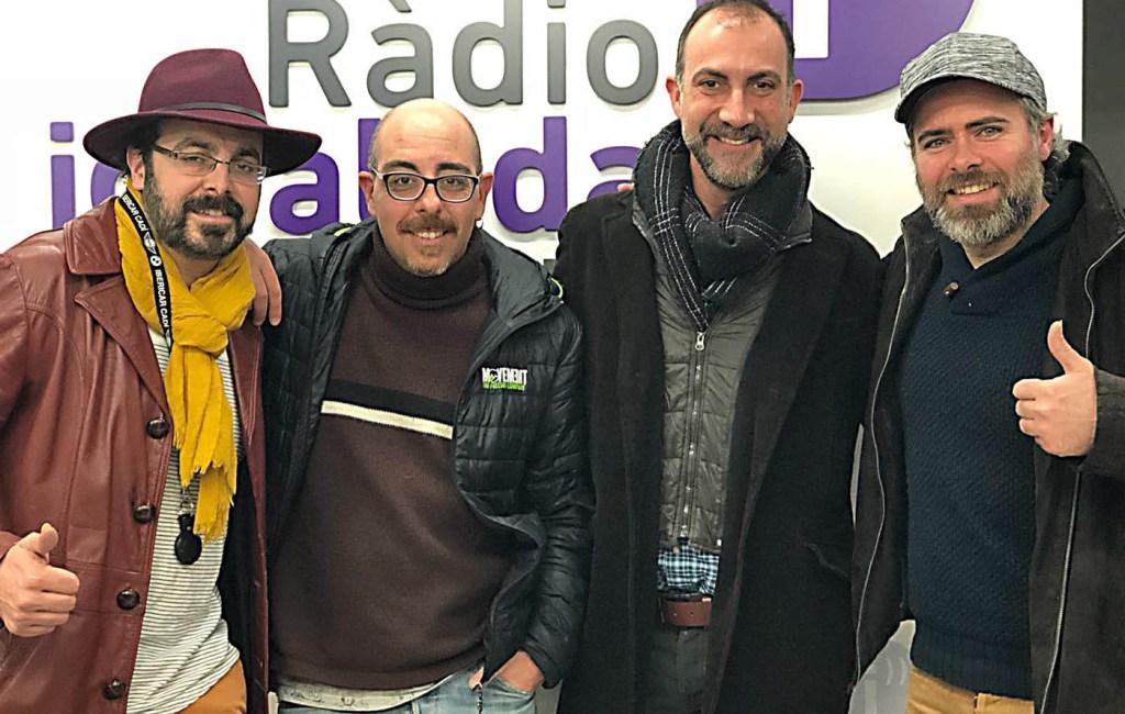 #010 un crack de la ràdio! En Quim Morales de la Segona Hora de RAC1
