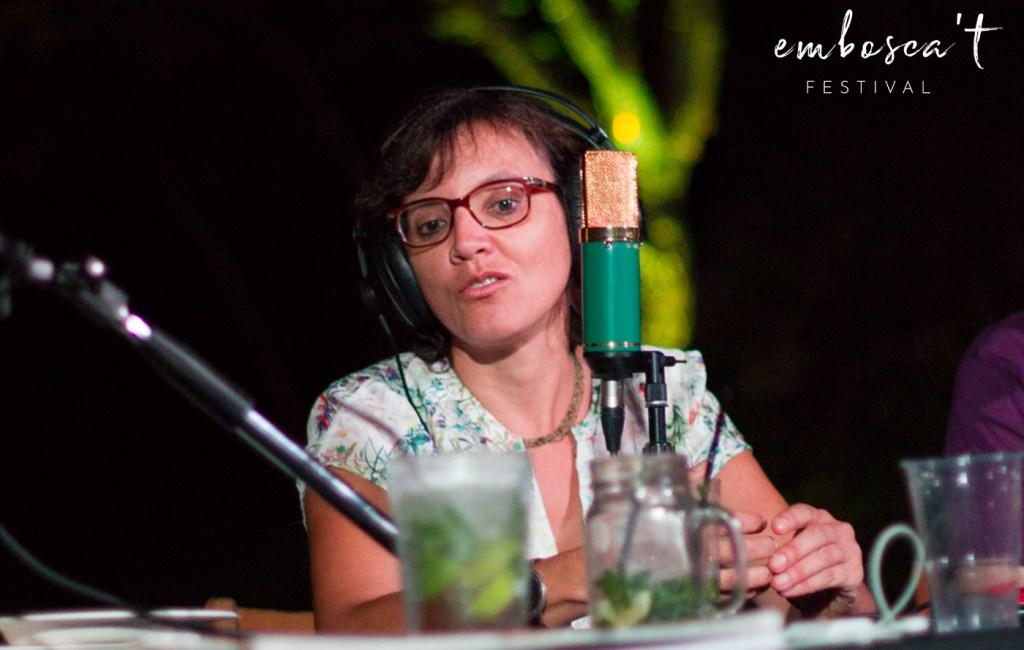 #026 Ester Corrales – Una dona xopa de bosc.