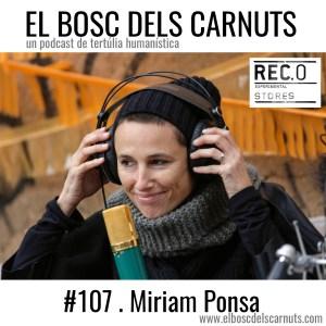 EBDC amb la Miriam Ponsa