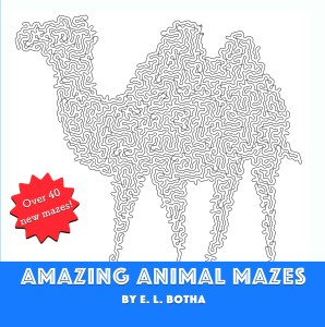Book Cover: Amazing Animal Mazes