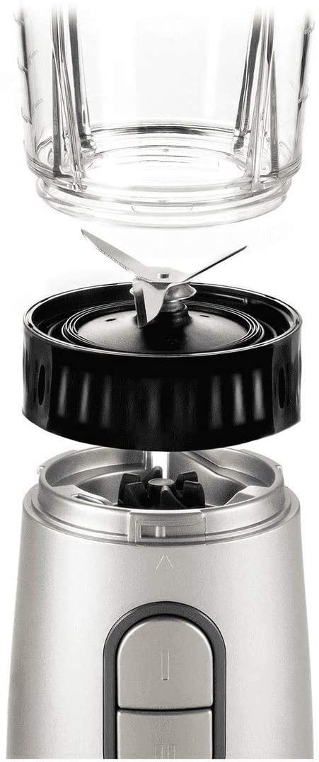 Moulinex Blender Mini 3 En 1 Inox Moulinex Lm131A10
