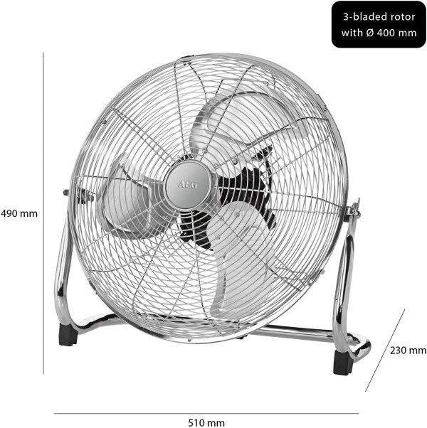 Ventilateur AEG Retro 40cm VL 5606