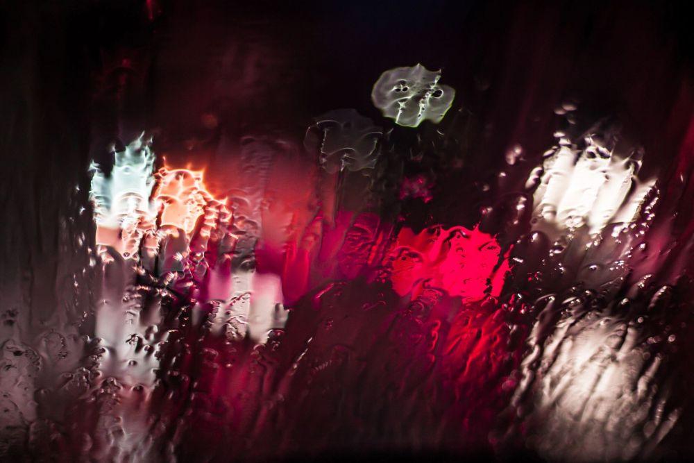 showers of blessings: heavy rain