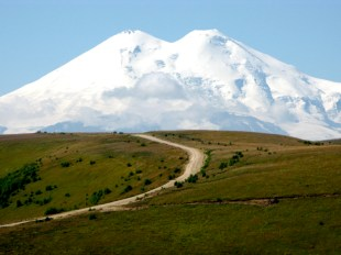 North Side Elbrus