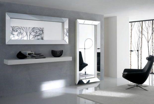 Los Espejos En Diseno De Interiores El Bucare - Espejos-diseo