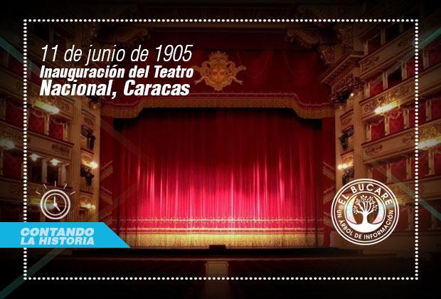 Teatro Nacional de Caracas