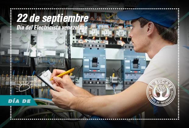 Día del electricista venezolano