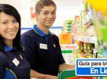 Busca Trabajo En Los Supermercados Lidl