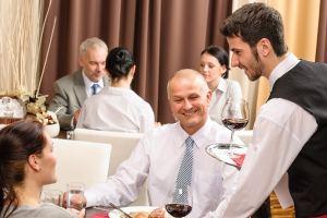 Camarero de Restaurante