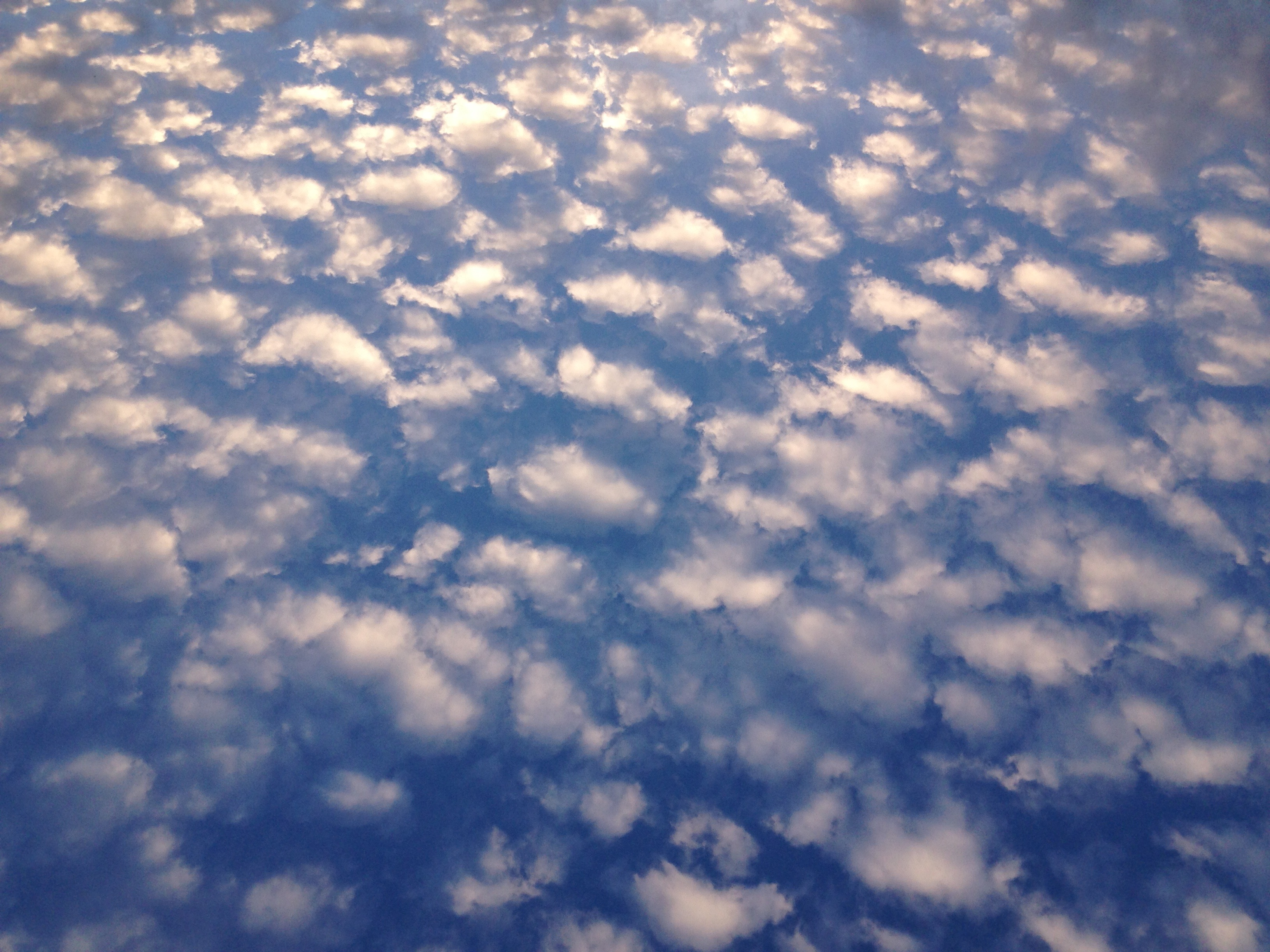 Clouds - day spent staring up