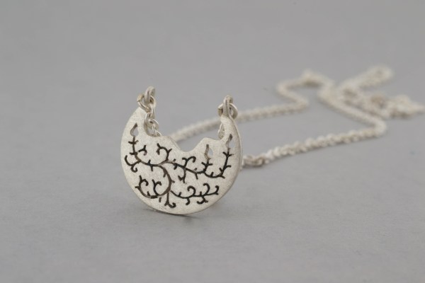 Brambles necklace