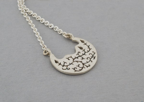 Bramble necklace