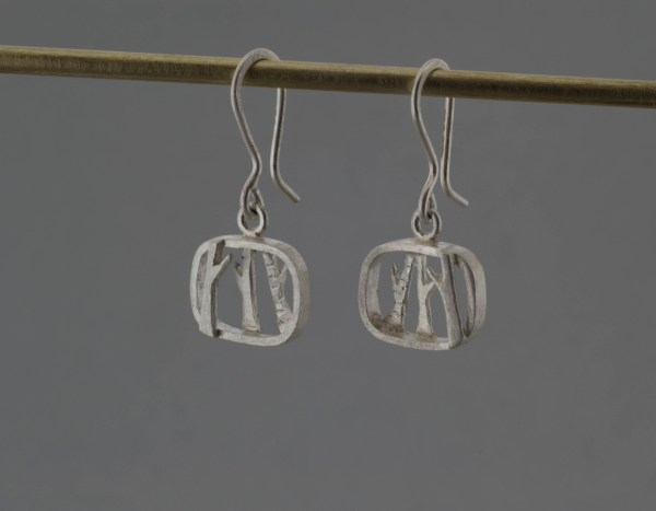 Wooldand earrings