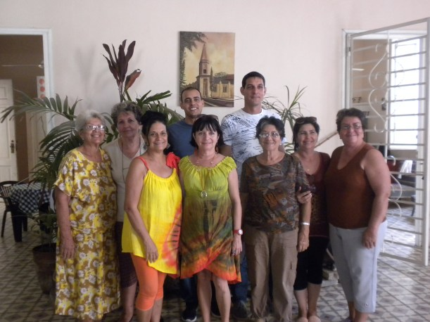 Session at Cabaiguan