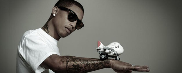 pharrell-williams-theredlist Lollapalooza Brasil