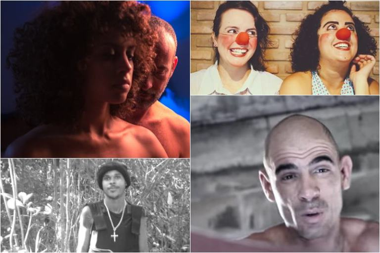 videoclipes artistas baianos Bahia