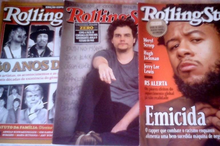 Revista Rolling Stone Brasil acaba com versão mensal impressa