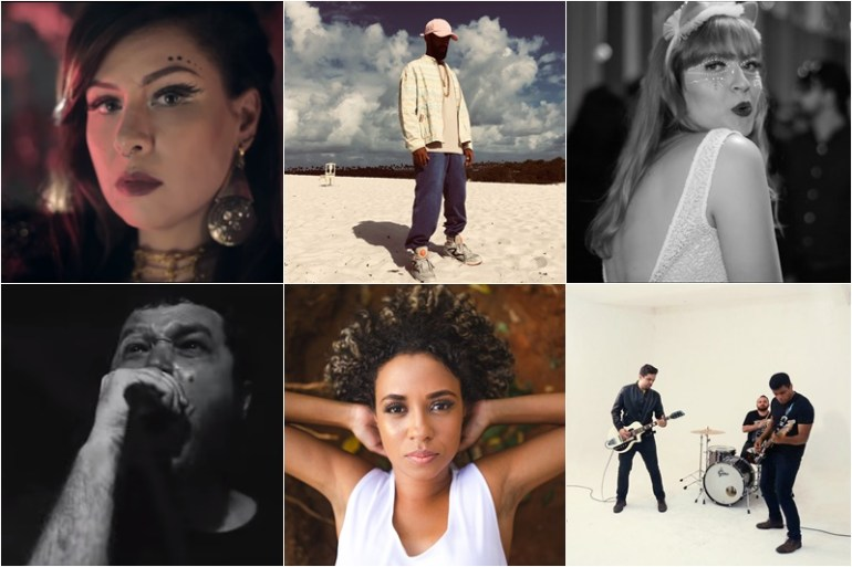 videoclipes música Bahia