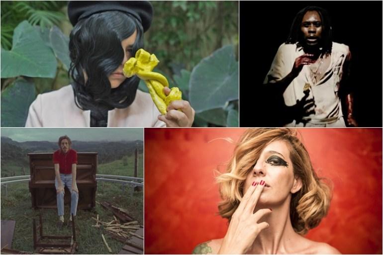 videoclipes produção brasileira