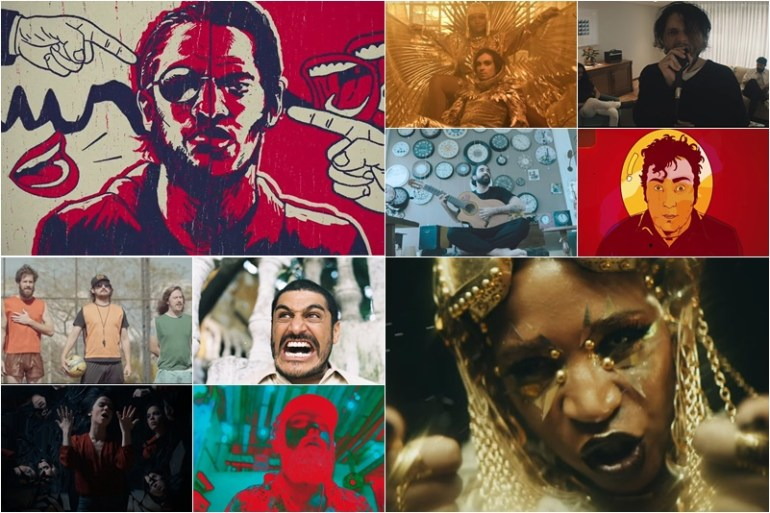 série clipes música brasileira fechar ano